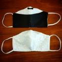 Masque de protection en tissu, lavable