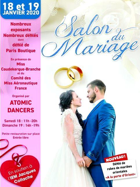 coussin-mariage.fr au salon du mariage de coudekerque janvier 2020